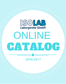 ISOLAB 2015 CATALOG